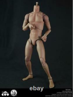 1/4 COOMODEL HD001 Human Nude Body for 18'' figure hot toys USA IN STOCK