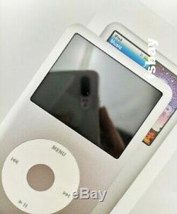 100% brand new original Apple iPod Classic 7th Generation 160GB Silver