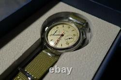 1963 Pilot Watch Sea-Gull ST1901 Movement Mechanical Chronograph D304