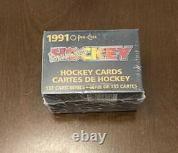 1990-91 O Pee Chee Premier NHL Hockey Factory Set SEALED BRAND NEW