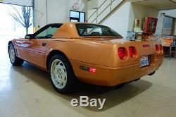 1994 Chevrolet Corvette Convertible BRAND NEW 111 Actual Documented Miles