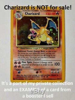1x RARE Original 4th PRINT UK 1999-2000 Pokemon Base Set Booster Pack TCG SEALED