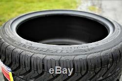 2 New 285/35R19 ZR 99Y Michelin Pilot Sport A/S Plus ZP AS Performance Tires