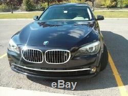 2010 BMW 7-Series M Trim Package