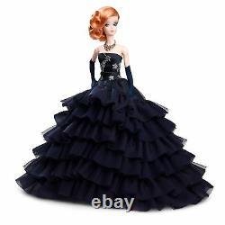2018 MIDNIGHT GLAMOUR Silkstone Fashion Model Barbie Doll FRN96 BRAND NEW & NRFB