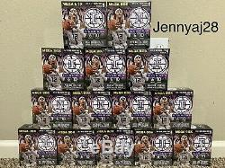 2019-20 Panini Illusions Basketball Mega Box Zion Ja Sapphire Yellow BRAND NEW