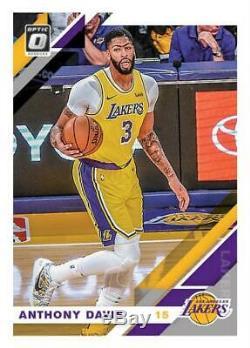 2019-2020 Panini NBA Donruss Optic Complete 200 Card Set Fanatics Exclusive