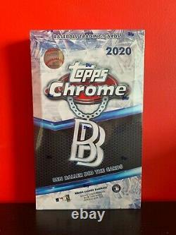 2020 Topps Chrome Baseball Ben Baller Edition ONLINE EXCLUSIVE Brand New
