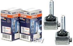 2X Osram D1S Xenon Brenner Scheinwerfer 6000K Xenarc Lampen Cool Blue Intense