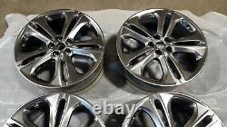 4 Brand New ORIGINAL OEM 18 Wheels Fits 2010-2020 Chevrolet Cruze