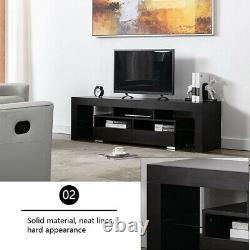 70 TV Stand Cabinet Media Console Entertainment Center Unit with2Drawers Shelves