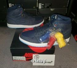Air Jordan 1 High OG Family Forever Size 10 Brand New in Original Box