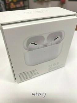 Apple AirPods Pro Wireless In-Ear Headphones, MWP22AM/A White GENUINE ORIGINAL