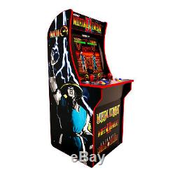 Arcade1Up Mortal Kombat At-Home Arcade Machine Brand New