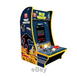 Arcade1Up Space Invaders Countercade Brand New