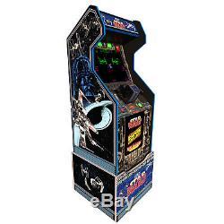 Arcade1Up Star Wars Home Arcade Cabinet with Custom Riser Brand New