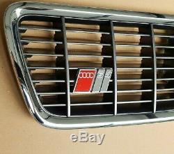 Audi A4 B5 8D original S4 Kühlergrill neu Grill 2,7T Biturbo Frontgrill grille