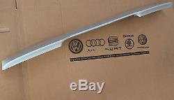 Audi A6 4F Avant original Dachspoiler Heckspoiler Spoiler Dachkantenspoiler C6