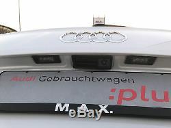 Audi A6 S6 RS6 4G C7 Rückfahrkamera MMI Original Nachrüstsatz RFK KAMERA SET