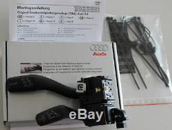 Audi TT 8J original Tempomat Nachrüstsatz TTS GRA cruise speed control 8P0054690