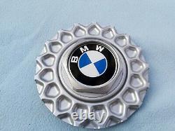 BMW E30 M3, E28 E34 M5 ORIGINAL BBS WHEEL CENTER CAPS. 4 x. BRAND NEW, OEM
