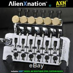BRAND NEW Floyd Rose 1984 Original Tremolo withour USA Boutique Steel Block 32mm