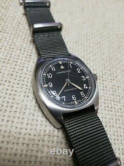 BRAND NEW Hamilton Men's KHAKI PILOT PIONEER MECHANICAL Watch H76419931