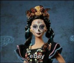 Barbie Dia De Los Muertos Doll 2019 Day of The Dead Barbie PreOrder September 29