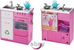 Barbie Girls 3 Storey Doll Dream House Play Set with Accessory FHY73