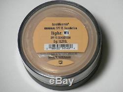 Bare Escentuals bare Minerals Original Foundation LIGHT XL 8g FREE SHIP