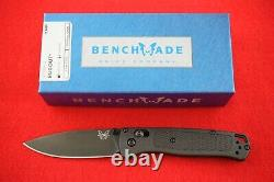 Benchmade 535bk-2 Bugout Cpm-s30v, Axis Lock, Black Handle And Blade Knife New