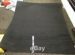 Black Felt Back Interior Car Automotive Carpet Original Equipment Felt Backed
