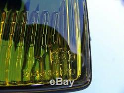 Bmw E34 M5 Yellow Euro Foglights, Original Hella, Brand New, Made In Germany