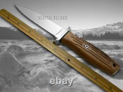 Boker Tree Brand Applegate Fixed Blade Knife Rosewood 1/199 Century Ed. 120446