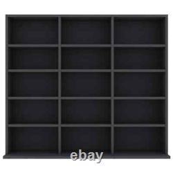 Bookcase Bookshelf Display Rack Storage Shelves Shelving Room Divider Furniture