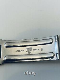 Brand New 1970 UFO Tissot T12 Chronograph Lemania Cal873 Jumbo 44mm Original Box