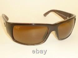 Brand New Authentic MAUI JIM WORLD CUP Sunglasses H266-01 Polarized Lenses