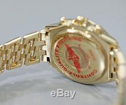 Brand New Breitling Crosswind 18K Gold K13355 Never Worn Original Box & Papers