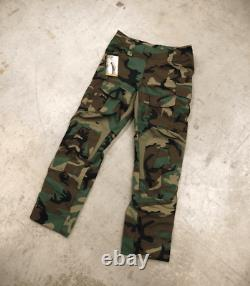 Brand New Crye Precision Woodland M81 G3 Combat Pants 28R