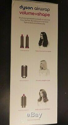 Brand New Dyson Airwrap Volume + Shape Styler Original Authentic Fuchsia