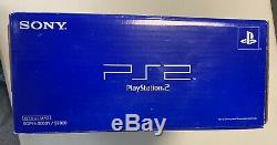 Brand New Factory Sealed Scph-30001 Fat Original Ps2 Playstation 2 Two Ntsc