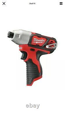 Brand New Milwaukee 2498-25 M12 Li-Ion 5-Tool Combo Kit New GENUINE