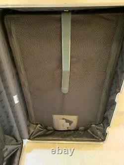 Brand New Never Used Rimowa Limbo 77 MW Black Luggage Suitcase with Original Box