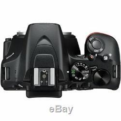 Brand New Original Nikon D3500 DSLR Camera Body Only Multi Languages UKau