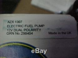 Brand New Original Su Mgb Fuel Pump (65-80), Mg Midget(72-4), Stag, Ah3000 Azx1307