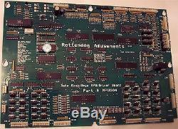 Brand New Rottendog MPU004 MPU Board for Data East Pinball machines