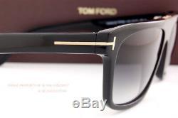 Brand New Tom Ford Sunglasses FT 628/S 01B Black/Gradient Gray For Men Women