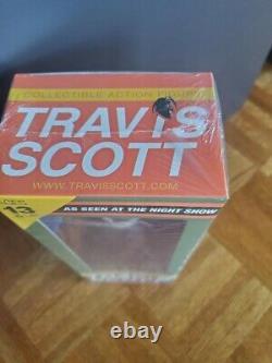 Brand New Unopened Still In Original Packaging Travis Scott Rodeo Action Figure