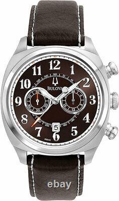 Bulova Gents Adventurer Chronograph Watch 96B161 Brand New In Box Original
