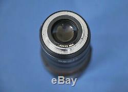 Canon EF 35mm F1.4l II USM lens almost brand new! In original box